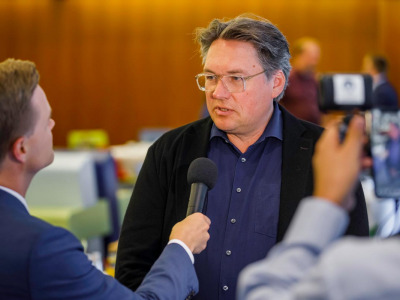 Manuel Koch, Foto: DIHK - Thomas Rosenthal