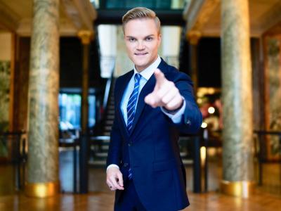Manuel Koch, Foto: Jens Fussan