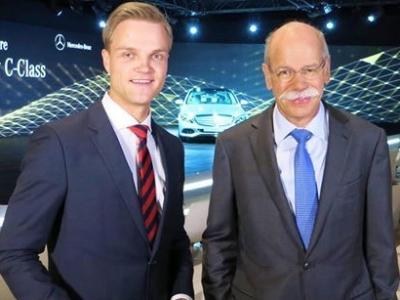 Im Interview mit Daimler-Chef Dieter Zetsche