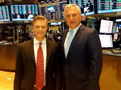 Im Interview mit Ex-Post-CFO Larry Rosen