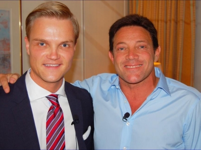"Im Interview mit Jordan Belfort (""Wolf of Wall Street"")"