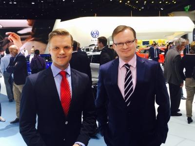 Interview mit Commerzbank-CIO Chris-Oliver Schickentanz