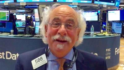 NYSEinstein Peter Tuchman